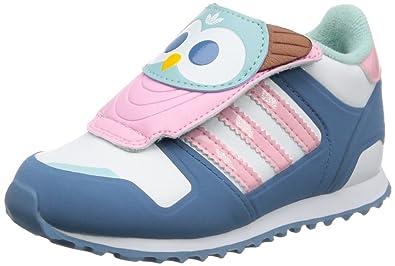 adidas Originals Zx 700Owl Cf I, Baby Babyschuhe - Lauflernschuhe, Pink -  Pink -