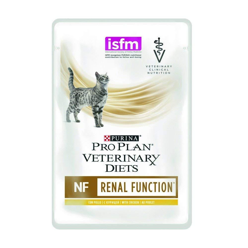 PURINA Diet Cat Food Chicken Renal Wet Wet Cat Food Wet Cat Diets 10*85 grs