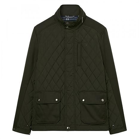 Gant Quilted Field Jacket, Chaqueta para Hombre: Amazon.es: Ropa y accesorios