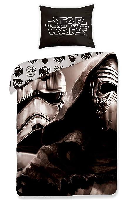 Funda Nordica Star Wars 90.Star Wars Bed Linen 140 X 200 Cm 70x90 457 Duvet Cover Amazon Co