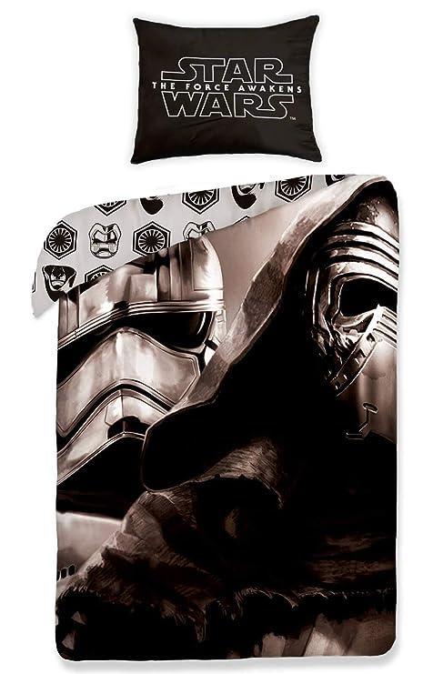 Star Wars Bed Linen 140 X 200 Cm 70x90 457 Duvet Cover Amazon Co