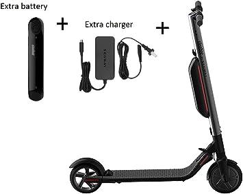 Amazon.com: ninebot Segway ES4 - Patinete eléctrico con ...