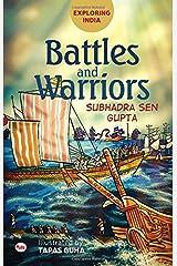 Exploring India: Battles and Warriors Paperback