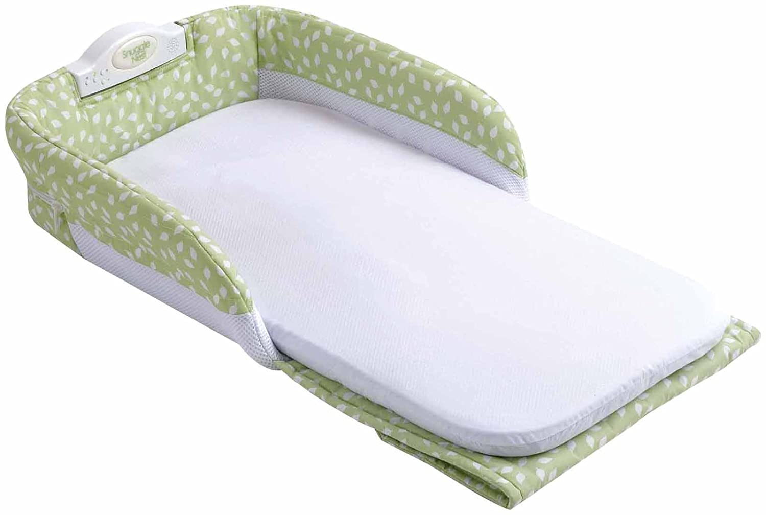 amazoncom baby delight snuggle nest greenwhite by baby