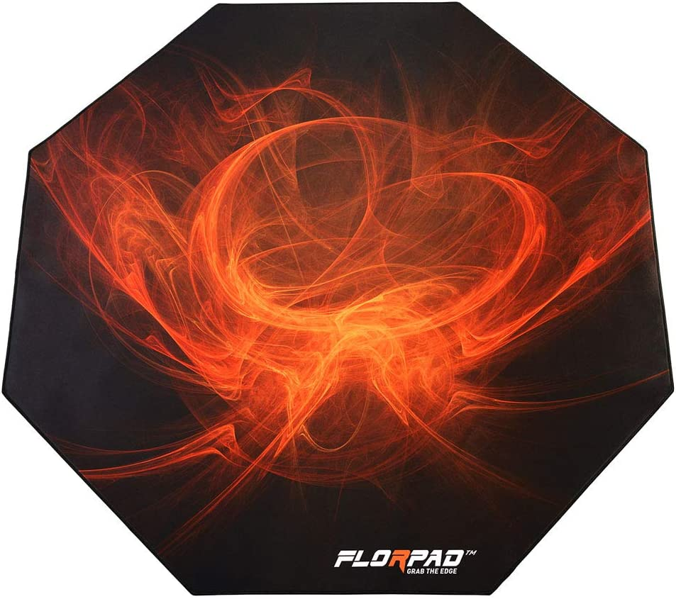 120x120cm Morbido Florpad Gamer//Esport Tappetino Protettivo Squadra Hellraisers
