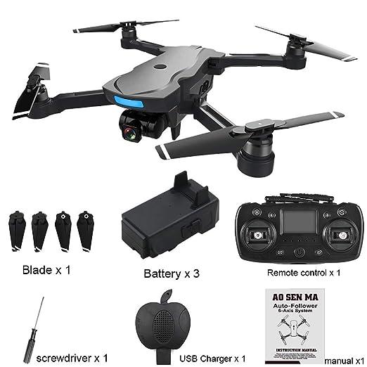 Costume RC dron, cg033 Brushless 2.4 G FPV WiFi HD 1080 p Cámara ...