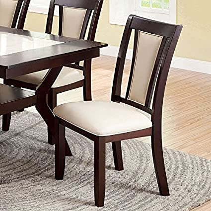 At Home Dining Chairs.24 7 Shop At Home 247shopathome Idf 3984sc Dining Chairs Ivory