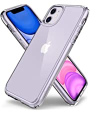 Spigen Cover iPhone 11 Ultra Hybrid Progettato per iPhone 11 Cover Custodia - Crystal Clear