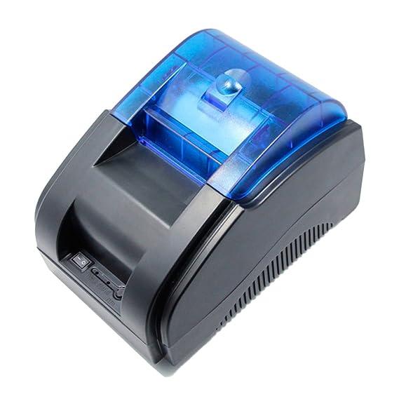 D DOLITY Impresora Térmica Bluetooth Accesorio Automóvil ...