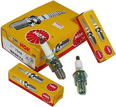 2526 1 PCS NGK BKR5EYA-11 V-Power Spark Plug