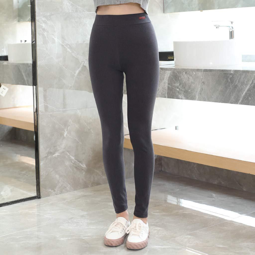 Womens 2020 New Womens Plus Size High Waist Tummy Control Yoga Pants Workout Running Leggings