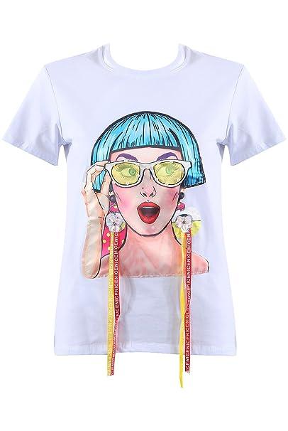 Instagram Clothing Camiseta - Manga Corta - Para Mujer: Amazon.es: Ropa y accesorios