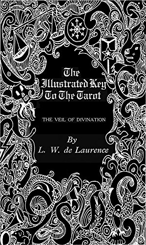 The Illustrated Key to the Tarot (first press): The Veil of Divination
