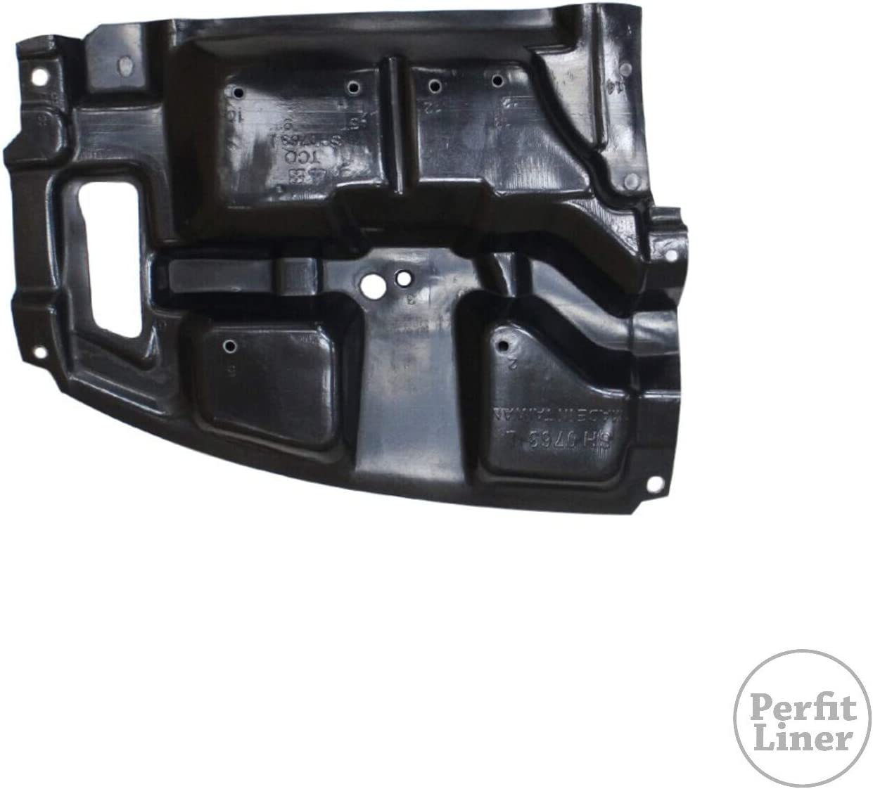 Perfit Liner New Replacement Parts Front Left Driver Side Lower Engine Cover For 05-10 tC Fits SC1228101 5144221030