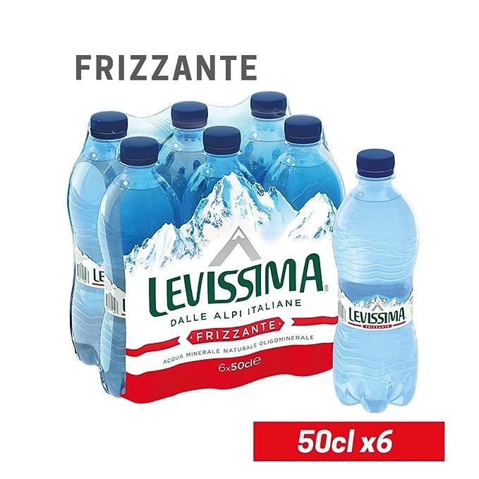 dieta acqua naturale o frizzante