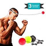 Boxing Reflex Ball on String, 3 Difficulty Level