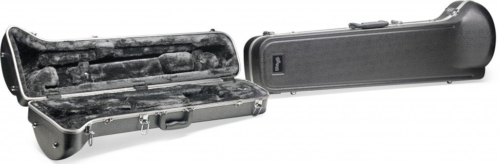 Stagg ABS-TB Case for Trombone - Black