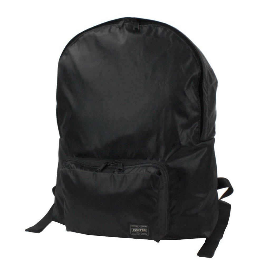 [ポーター]PORTER スナックパック SNACK PACK リュック 609-18101 B06ZZZPMRS ブラック(10)
