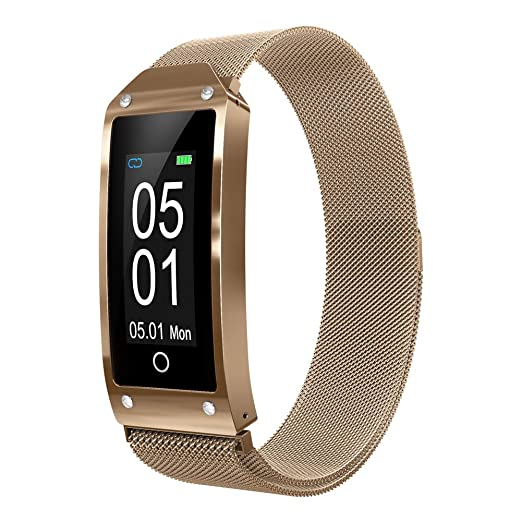 TONGTONG SmartWatch Bluetooth 4.0 Impermeable Inteligente ...