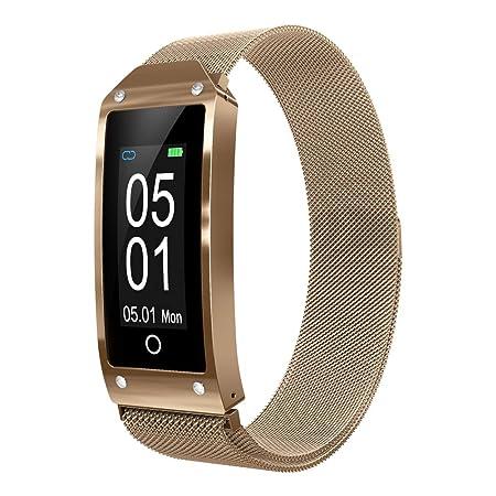 TONGTONG SmartWatch Bluetooth 4.0 Impermeable Inteligente Reloj ...