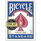 Baralho Bicycle Standard Original Azul