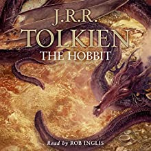 The Hobbit Audiobook by J. R. R. Tolkien Narrated by Rob Inglis
