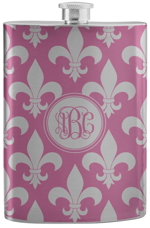【スーパーセール】 Fleur De Personalized Lisステンレススチールフラスコ( B0764WZ82F Personalized ) ) B0764WZ82F, ウイスキー専門店 蔵人クロード:bcf4d565 --- a0267596.xsph.ru