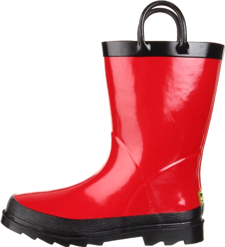 Western Chief Fire Chief Rain Boot (Toddler/Little Kid/Big Kid)