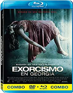 Combo: Exorcismo En Georgia (DVD + BD) [Blu-ray]