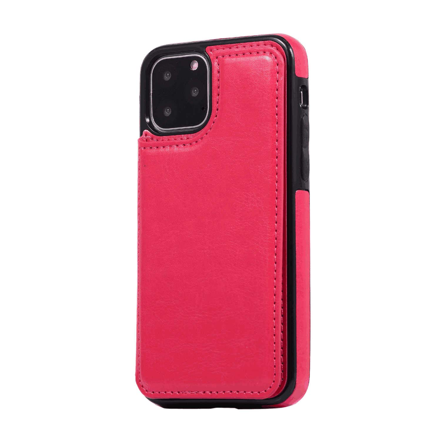 Leather Cover Compatible with Samsung Galaxy A70S red Wallet Case for Samsung Galaxy A70S