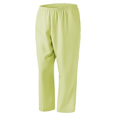 7Encounter Women's Flat Front Pull-On Pants