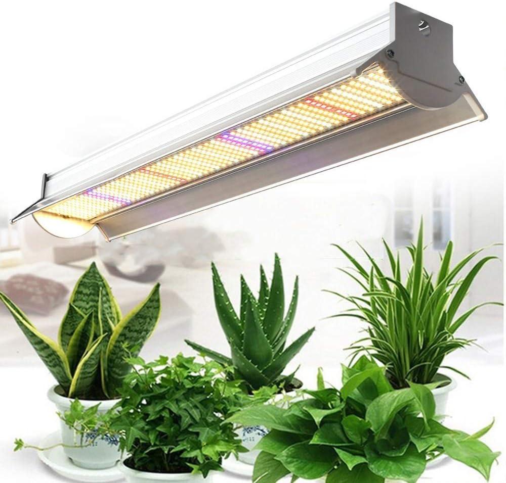 Lámpara de la planta La creciente 280W Luces, 560Leds espectro completo llevado crece la lámpara, for plantas de interior verduras y floración de la flor hidropónica