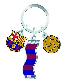 Trade Con FC Barcelona Llavero Logo
