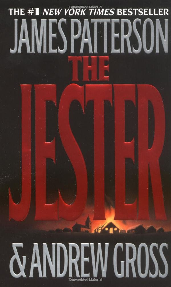 Jester James Patterson