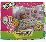 Best Shopkins Sheet and Pillowcase Sets - Shopkins Twin Sheet and Pillowcase Set Review