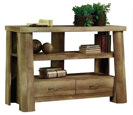 Enjoyable Amazon Com Ats Slim Console Table Media Wood Decor Metal Alphanode Cool Chair Designs And Ideas Alphanodeonline