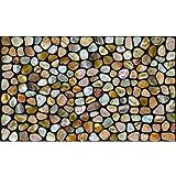 Master Piece Pebble Beach Door Mat, 22-Inch by 36-Inch