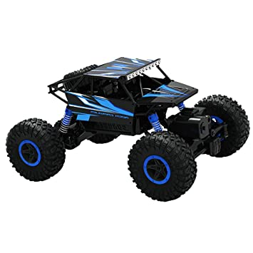 Top Race Tr-130 2,4 GHz Batteries télécommande Rock Crawler Monster Truck 6c09717605a3