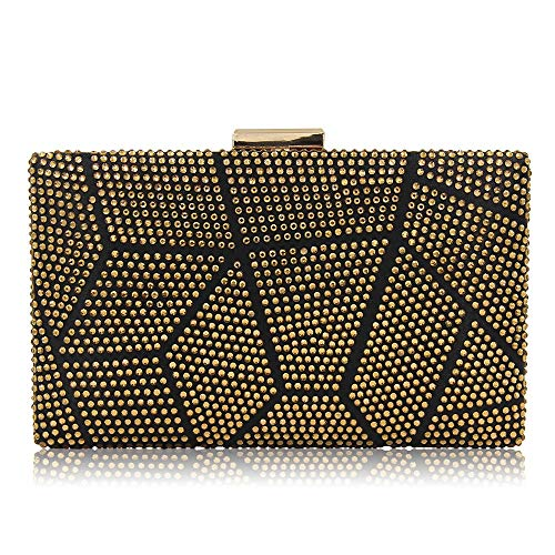 gift clutch grootte bag gratis nacht kralen portemonnee bruid goud voor handtassen kleur mode bruiloft grootte mousserende schouder bruiloft prom Jxth zilver 6dxnqUCw65