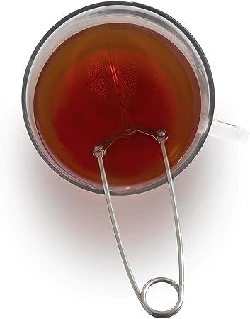 Set of 3 Stainless Steel Loose Leaf Tea Ball Strainer DecorRack Tea Infuser
