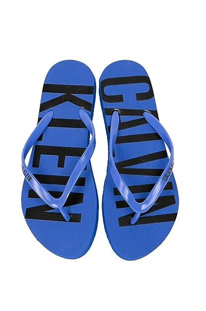86714e0ab Calvin Klein KW0KW00397 Flip Flops Women  Amazon.co.uk  Shoes   Bags