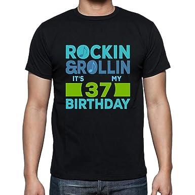 One in the City Rockin&Rollin 37, Regalo cumpleaños Hombre ...
