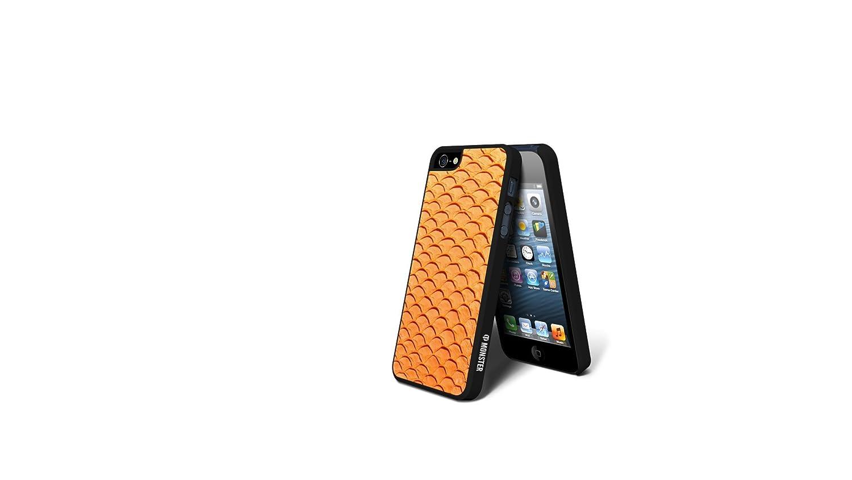 efa3adeecd43 Amazon | Vcoer 【iPhone5/5s対応モンスターシリーズ リアルアニマルレザーケース】 Monster-Tilapia  ライトパープル 6279 | ケース・カバー 通販