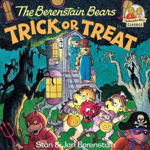 The Berenstain Bears Trick or Treat (First Time Books(R)) -