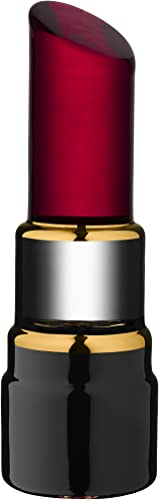 Kosta Boda Make Up Lipstick Sculpture