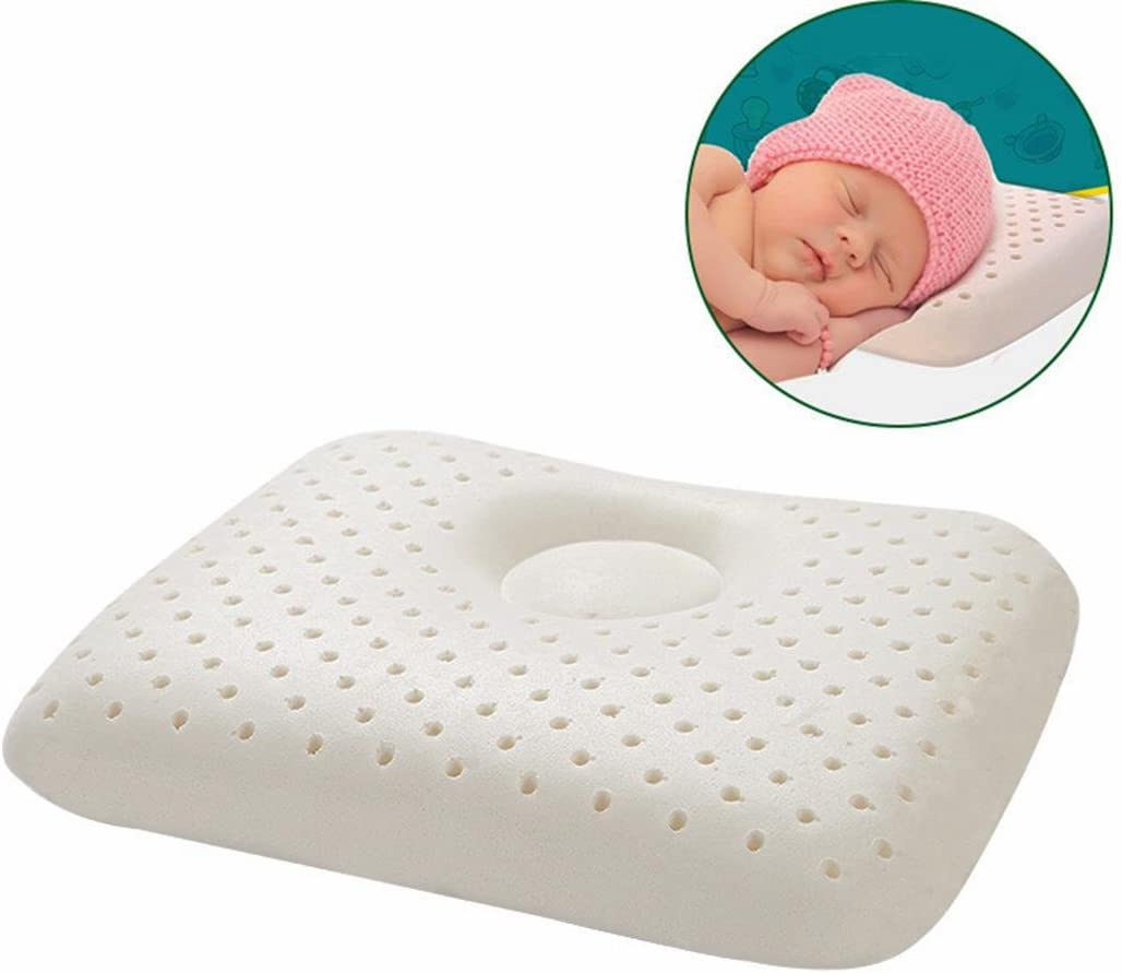 Pure Natural Latex Baby Pillow Child