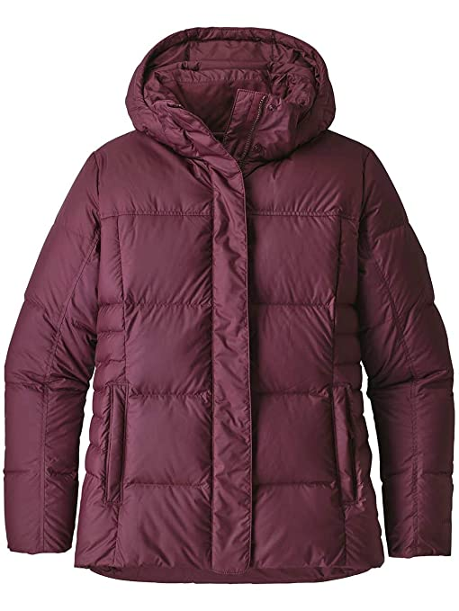 Patagonia Down with It – Chaqueta, Mujer, Color Dark Currant, tamaño XS
