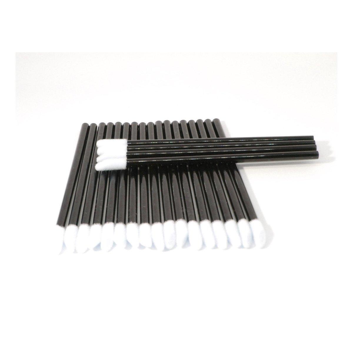 /Microfibra y quitapelusas libre/ 50/unidades de limpieza para las pesta/ñas garant/ía/ /En negro /Micro Blading/ /Pincel de labios/
