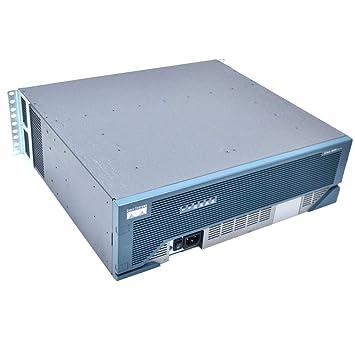 CISCO3845 Cisco 3845 Intergrated Service Router with 256D//64F DRAM Flash