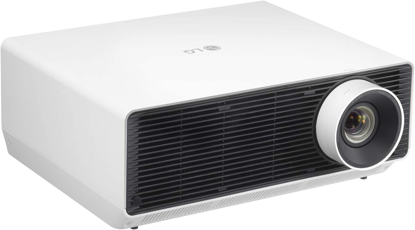 Lg Business Projector Bu50nst Up To 762 Cm 300 Inches Probeam Laser 4k Projector 5000 Lumens Hdr10 1 6x Optical Zoom Front Black Back White Textured Home Cinema Tv Video
